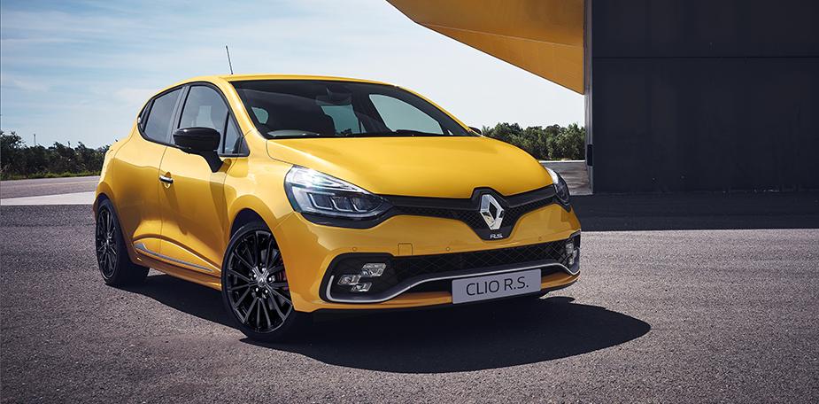 Clio Importeren 2018